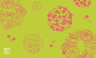 25.花の丸/染の三喜